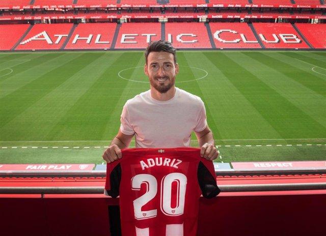 """Fútbol.- Aduriz renueva hasta 2020 con el Athletic: """""""