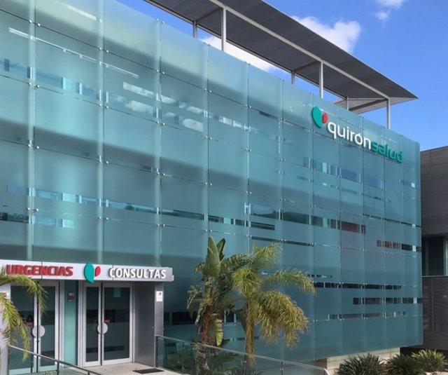 """Empresas.- Quirónsalud abrirá un nuevo centro """"de última generación"""" en Alicante"""