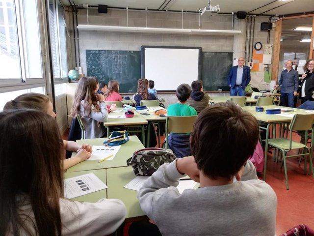 """El consejero de Educación catalán celebra que el TC avale la inmersión: """"La LEC sigue en su mayoría intacta"""""""
