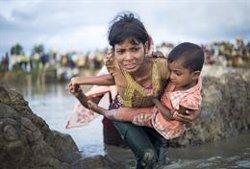 Empoderant les dones refugiades rohingyes (ACNUR/ROGER ARNOLD - Archivo)
