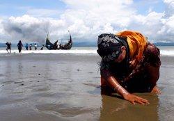 Empoderant les dones refugiades rohingyes (REUTERS / DANISH SIDDIQUI)
