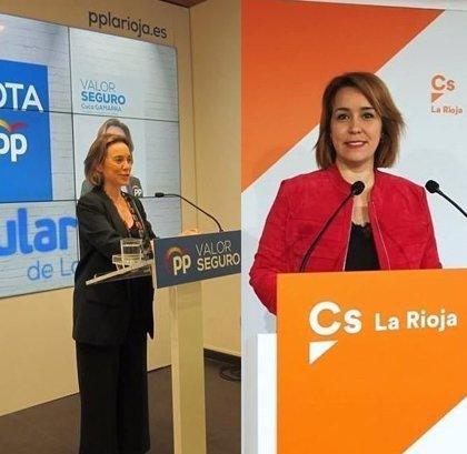 Cuca Gamarra y María Luisa Alonso, las diputadas riojanas más influyentes en Twitter