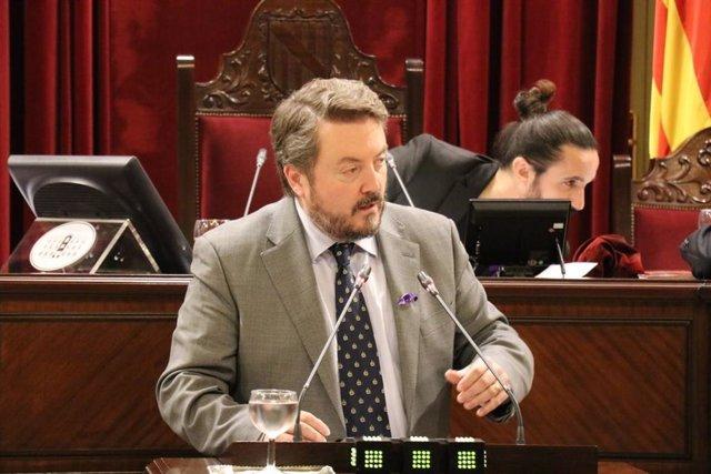 Toni Camps, diputado PP
