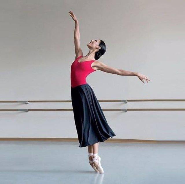 La mejor bailarina del mundo es mexicana y se llama Elisa Carrillo