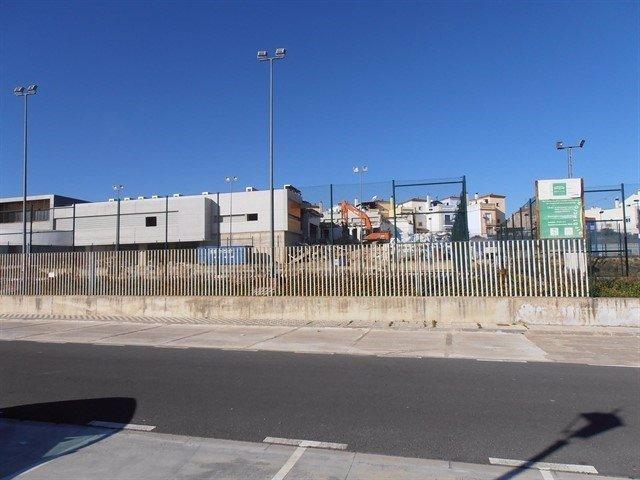 """Sevilla.- Supera.- Castilleja de Guzmán prevé """"recuperar"""" como zona verde la parcela de la escuela de hostelería"""