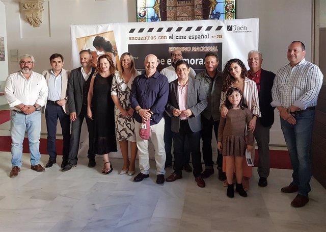 Jaén.- MásJaén.- Baeza acoge el estreno nacional de 'Lope enamorado', una película en la que ha colaborado la Diputación