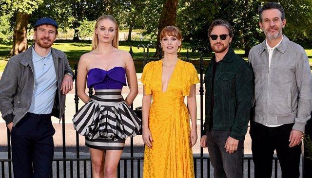 """Sophie Turner protagoniza Fénix Oscura, """"la culminación de todas las películas de X-Men"""""""