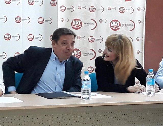 """Almería.-Planas dice que rebaja fiscal es una """"cuestión estrictamente técnica"""" y que """"todo lo justificado será aplicado"""""""