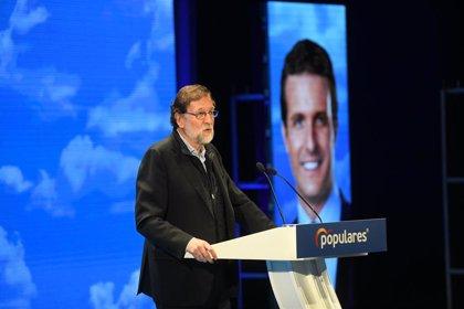 Rajoy estará este viernes en Lugo y Ourense para arropar a los candidatos del PP en el último día de campaña