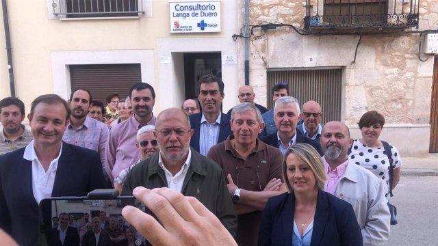 """26M.- Igea Reta A Mañueco A Un Debate Sobre Sanidad Antes De 48 Horas, Tras Su """"Maniobra De Desesperación Y Propaganda"""""""