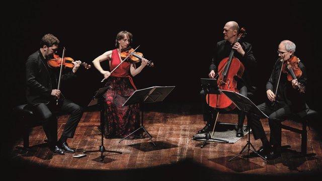 El Quartet Casals completar la integral de Beethoven en L'Auditori