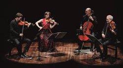La Diada Pau Casals Barcelona comptarà amb un concert del Quartet Casals i Alban Gerhardt (L'AUDITORI - Archivo)