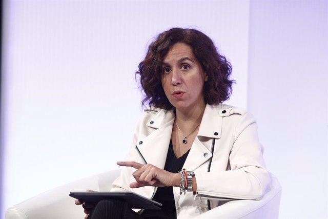 """Irene Lozano: """"El nacionalisme no pot ser substitutiu de la cohesió social"""""""