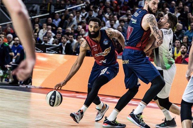 Basket: Copa del Rey ACB - KIROLBET Baskonia v Divina Seguros Joventut