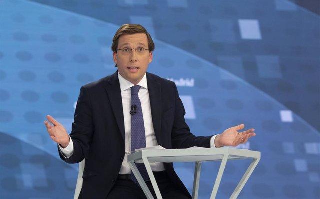 26M.- Almeida Saca Pecho De La Gestión Del PP En Madrid Aspirando A Liderar El Bloque De Centro Derecha