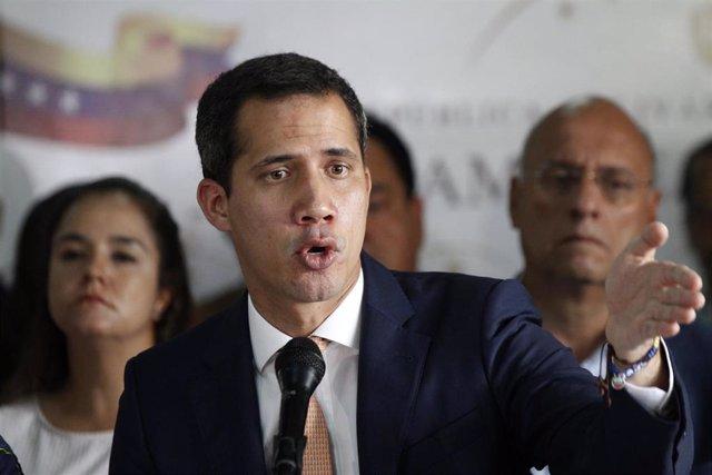 """Venezuela.- Guaidó denuncia el """"terrorismo de Estado"""" del Gobierno y asegura que está """"cerca"""" de echar a Maduro"""