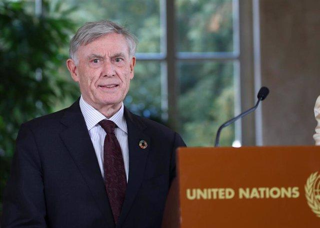 Sáhara.- Dimite por motivos de salud el enviado de la ONU para el Sáhara Horst Koehler