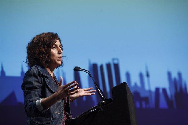 """Irene Lozano viatja aquest dimarts a Berlín amb el focus posat en les """"campanyes de desinformació"""" de l'independentisme"""