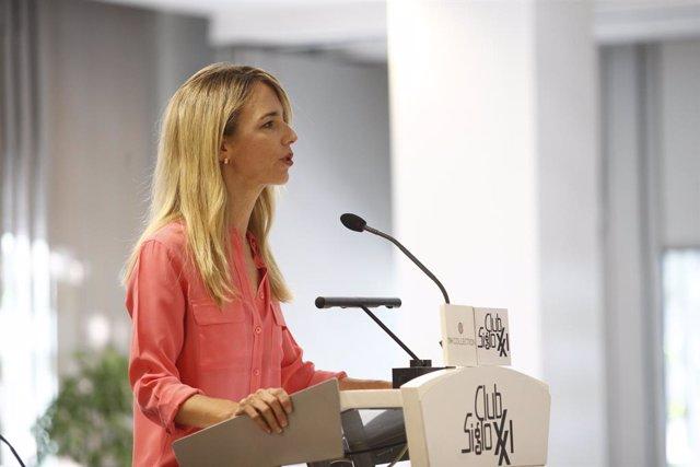 """Álvarez de Toledo respon Errejón: """"En canvi a ell la dictadura veneolana li deu molt"""""""