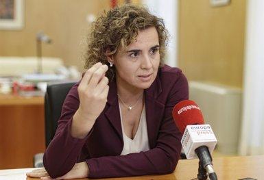 """Montserrat (PP) retreu a Borrell la salutació de Sánchez a Junqueras: """"El traurà de la presó"""" (Eduardo Parra - Europa Press - Archivo)"""