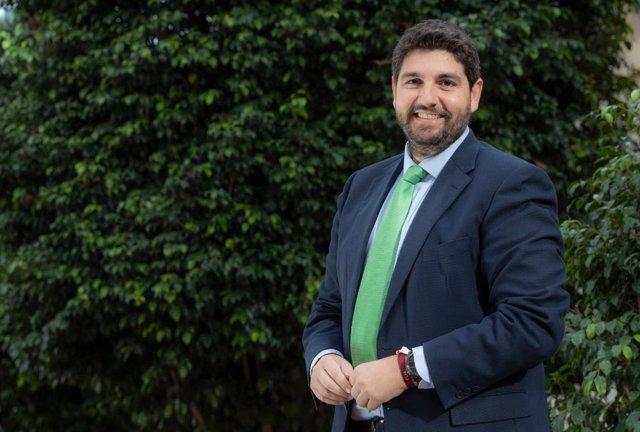"""26M.- López Miras: """"No barajo otra opción que no sea ganar las elecciones, hay presidente para rato"""""""