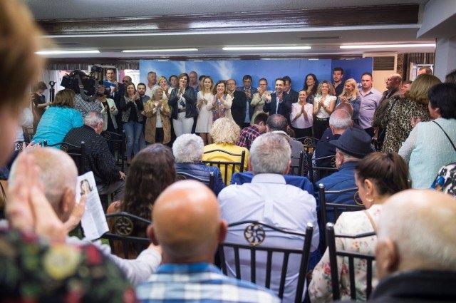 "26M.- Buruaga Dice Que La Legislatura Que Termina Ha Sido ""El Mayor Fraude De La Historia De Cantabria"""