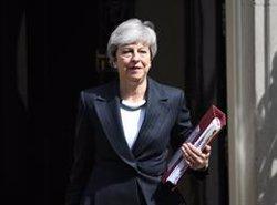Theresa May es prepara per presentar la seva dimissió aquest divendres, segons 'The Times' (Stefan Rousseau/PA Wire/dpa)