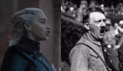 Adolf Hitler, inspiración de Daenerys Targaryen para el final de Juego de Tronos