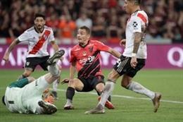 El Athletico Paranaense toma ventaja en la Recopa Sudamericana tras imponerse 1-0 a River Plate