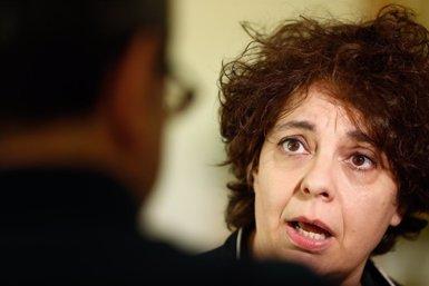 Elizo (Podem) afirma que la suspensió pot no ser aplicable a la situació dels diputats presos (Óscar J.Barroso - Europa Press)