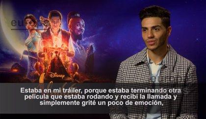 """Mena Massoud: """"Aladdin marcará el camino de la representación étnica en los remakes de Disney"""""""