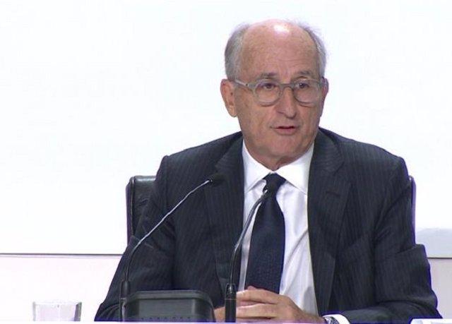 AMP.- Brufau se someterá en la próxima junta de Repsol a su última reelección como presidente de la petrolera