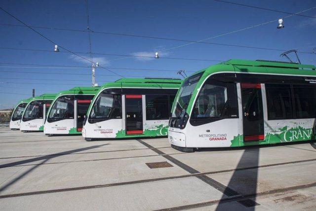 Granada.- Adjudicado el refuerzo del mantenimiento de los trenes del metro