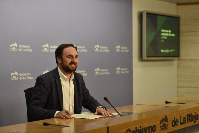 La Rioja consolida un buen nivel de calidad del aire al registrarse un descenso general de las emisiones contaminantes
