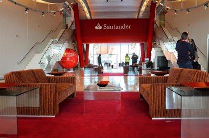 Santander abre el proceso formal del ERE con el compromiso de recolocar a todos los afectados