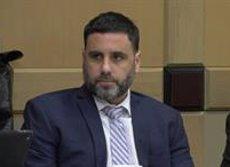 Pablo Ibar esquiva la pena de mort després de condemnar-lo el jurat a cadena perpètua per un triple crim a Florida (EUROPA PRESS - Archivo)