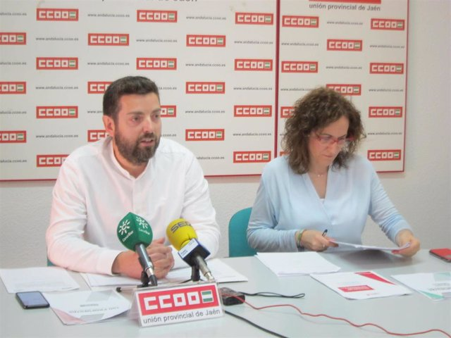 """Nuria López (CCOO) pide a Imbroda que deje de """"inventar planes como churros"""" y apueste por la educación pública"""