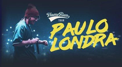 Paulo Londra visitará España por primera vez para presentar disco en Barcelona y Madrid