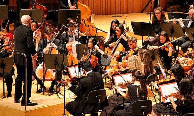 Cultura.- Un total de 12 conciertos integran la oferta del II Ciclo Bankia de Orquestas