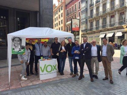 Oviedo- Coto (Vox) impulsará un plan de rehabilitación urgente del casco antiguo