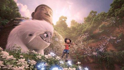 Mágico tráiler de Abominable, la aventura animada de Yi y el yeti Everest