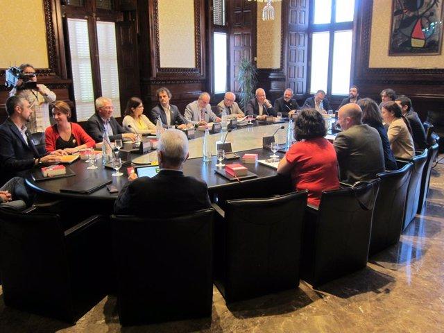 El ple del Parlament votar el dimecres al nou vicepresident segon de la Cmera