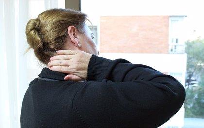Identifican el dolor asociado al esguince cervical tras un accidente de tráfico