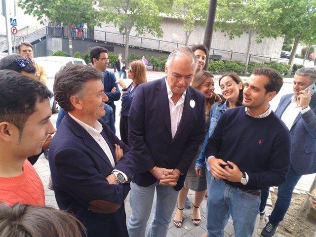 """González Pons critica la """"actitud indolente"""" de Batet con los diputados presos y avisa de que puede sentar precedente"""