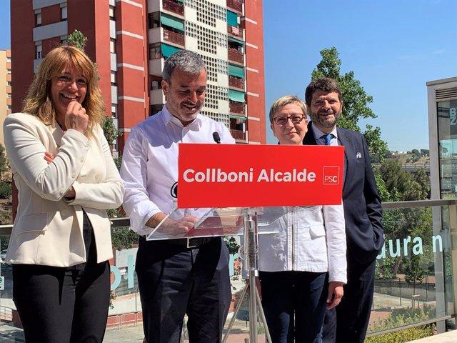 26M.- Collboni (PSC) Promet 250 Milions Per Rehabilitar Edificis En 44 Barris