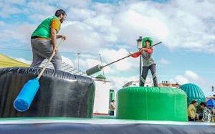 """Escolares de Guareña participan este viernes en las Olimpiadas del Reciclaje para """"sensibilizar"""" sobre el medio ambiente"""