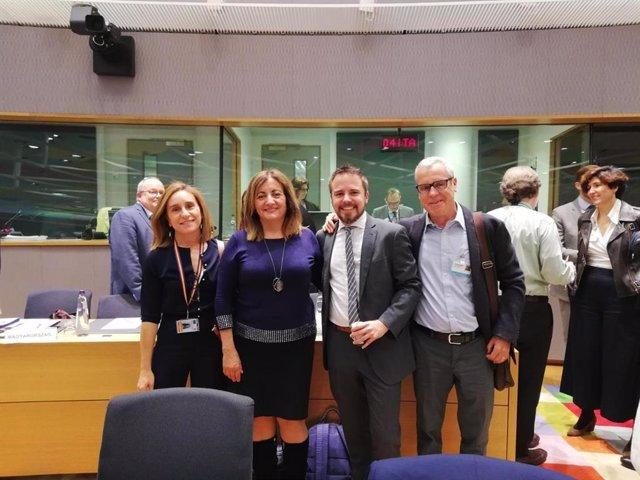 Tur participa en el Consejo de Educación, Joventud, Cultura y Deportes en Bruselas