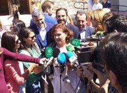 Carmen Calvo, sobre els diputats presos: