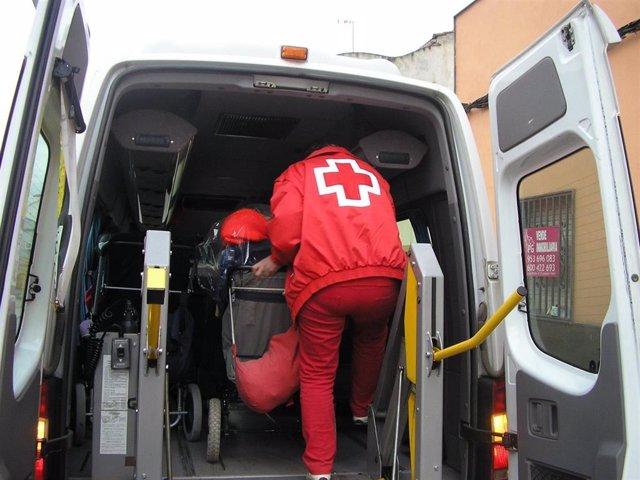 26M.- Cruz Roja Organiza Un Dispositivo Con Casi 100 Personas Voluntarias Para Las Elecciones Del Domingo