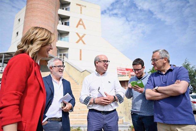 26M.- Zaragoza.- Alegría (PSOE) Anuncia Un Servicio Búho-Taxi Para Las Jóvenes Los Fines De Semana